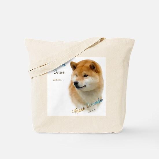 Shiba Best Friend 1 Tote Bag