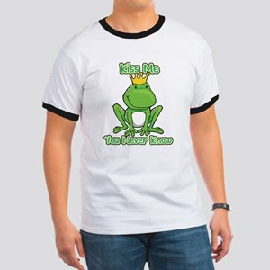 You Never Know Frog Ringer T