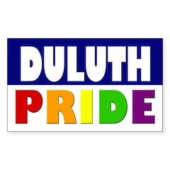 Duluth Pride (bumper sticker)