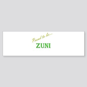 Zuni Bumper Sticker (10 pk)