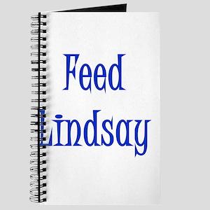 Feed Lindsay 3 Journal