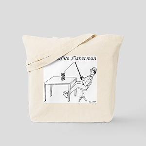 The Gefilte Fisherman Tote Bag
