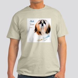 Shih Tzu Best Friend 1 Light T-Shirt
