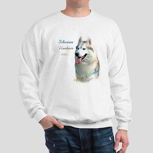 Husky Best Friend 1 Sweatshirt