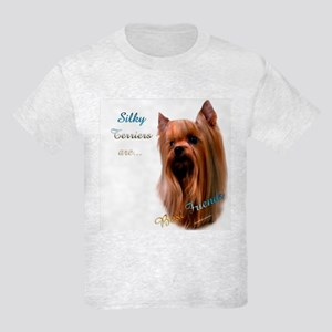 Silky Best Friend 1 Kids Light T-Shirt