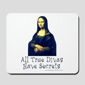 Mona's Secrets Mousepad