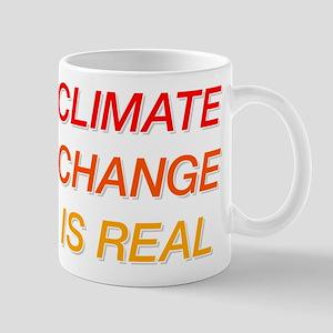 Climate Change Is Real Mug