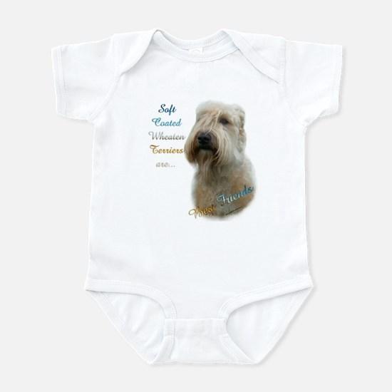 Wheaten Best Friend 1 Infant Bodysuit