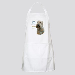 Wheaten Best Friend 1 BBQ Apron