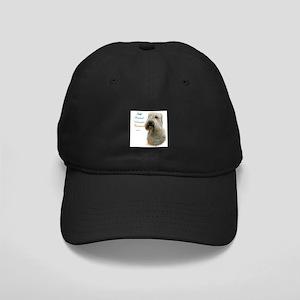 Wheaten Best Friend 1 Black Cap