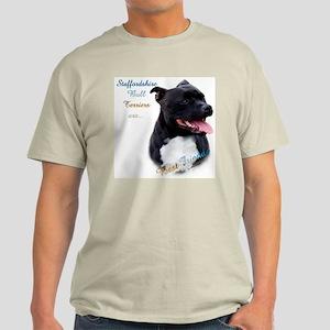 Staffy Best Friend 1 Light T-Shirt