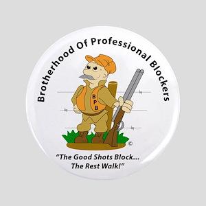 Pro Blocker's White Badge of Courage