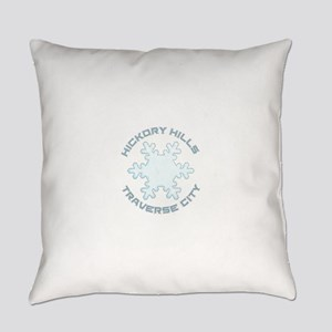 Hickory Hills Ski Area - Travers Everyday Pillow