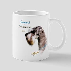 Std. Schnauzer Best Friend 1 Mug