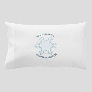 Al Quaal Recreation Ski Area - Ishpe Pillow Case