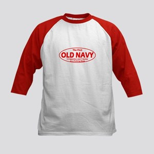 The First Old Navy Kids Baseball Jersey