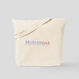 McAvoy - Tote Bag