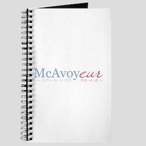 McAvoy - Journal