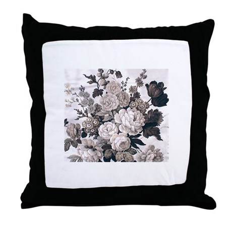 Steel Magnolias Throw Pillow