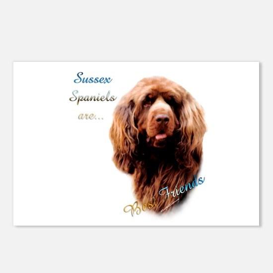 Sussex Best Friend 1 Postcards (Package of 8)