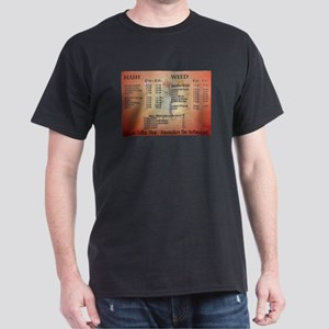 Abraxis Coffee Shop Dark T-Shirt