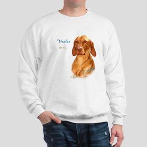 Vizsla Best Friend 1 Sweatshirt