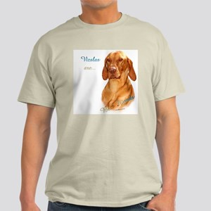 Vizsla Best Friend 1 Light T-Shirt