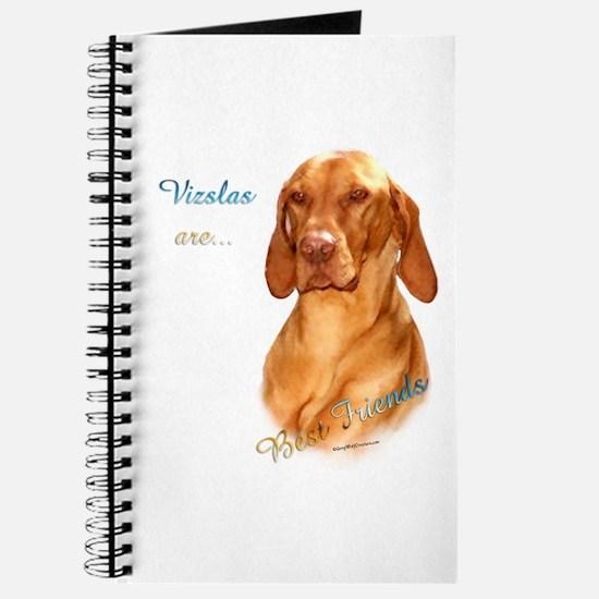 Vizsla Best Friend 1 Journal
