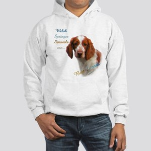 Welsh Springer Best Friend 1 Hooded Sweatshirt