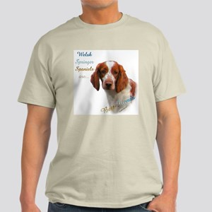 Welsh Springer Best Friend 1 Light T-Shirt