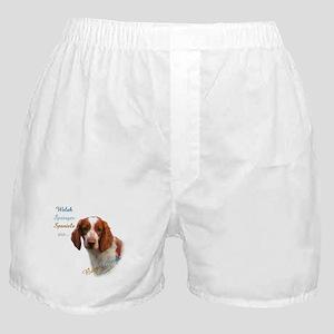 Welsh Springer Best Friend 1 Boxer Shorts