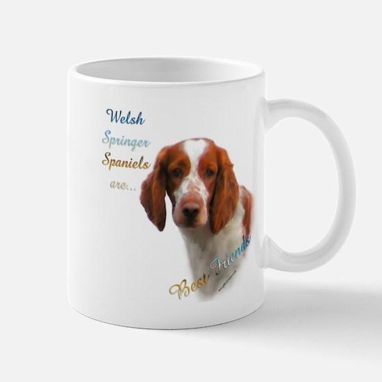 Welsh Springer Best Friend 1 Mug