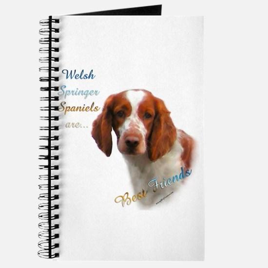 Welsh Springer Best Friend 1 Journal