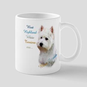 Westie Best Friend 1 Mug