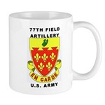 77TH FIELD ARTILLERY Mug