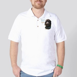 Wirehaired Best Friend 1 Golf Shirt