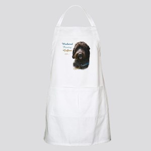 Wirehaired Best Friend 1 BBQ Apron