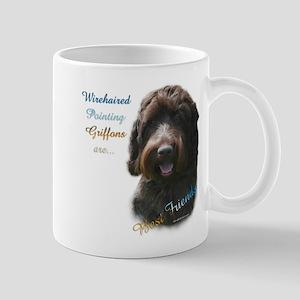 Wirehaired Best Friend 1 Mug