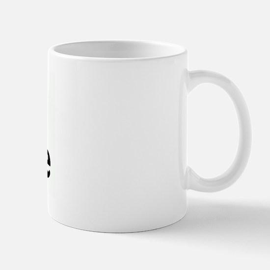 I Love boopie Mug