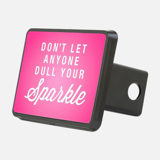 Dull Your Sparkle Hitch Cover