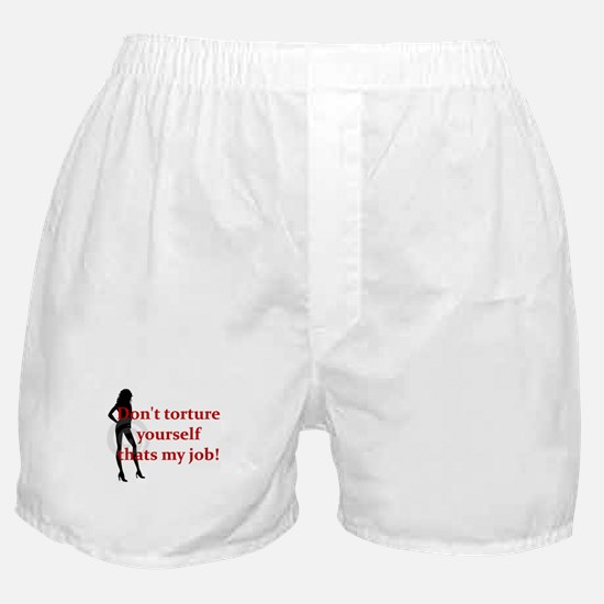 That's My job Boxer Shorts