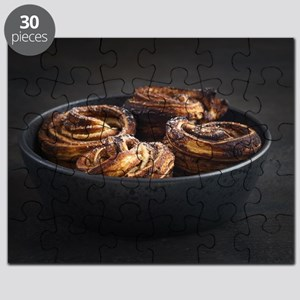 Fresh baked cruffins Puzzle
