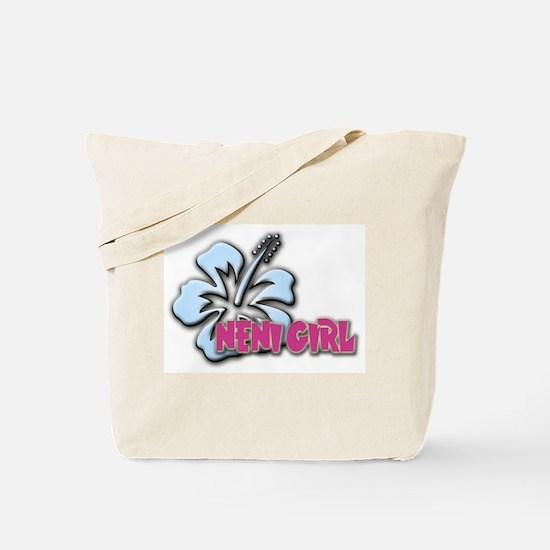 Neni Girl Tote Bag