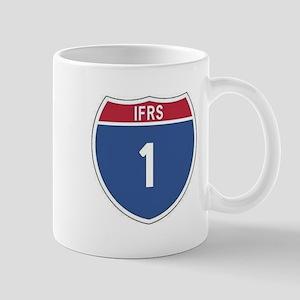 IFRS 1 Mug