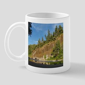 Eel River Cliff Mug