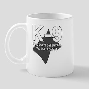K-9 Bite 2 Mug