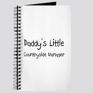 Daddy's Little Countryside Manager Journal