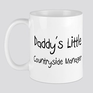 Daddy's Little Countryside Manager Mug