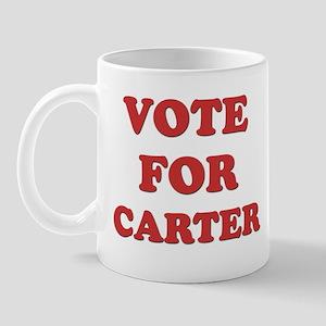 Vote for CARTER Mug
