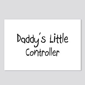Daddy's Little Controller Postcards (Package of 8)